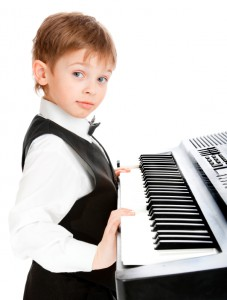 Prodigy pianist